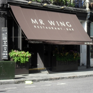 Mr Wing Restaurant