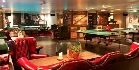 Ping bar Earls Court
